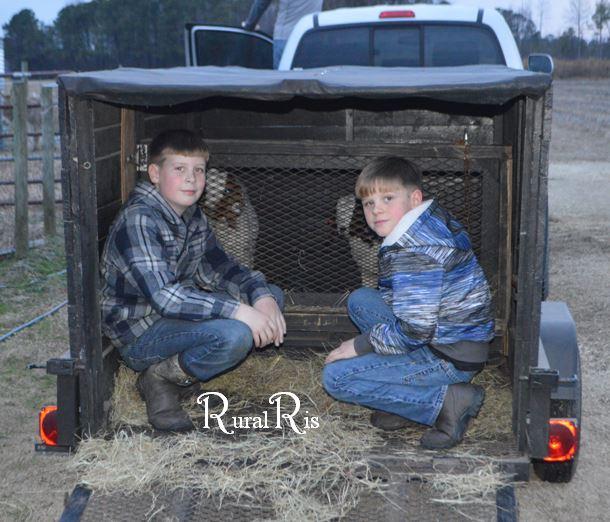 boys in trailer