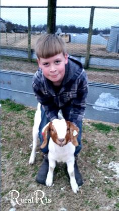 isaac adn goat