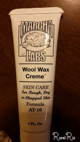 wool cream
