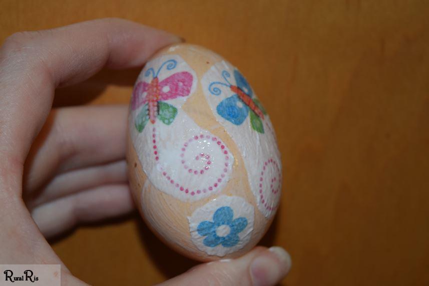 glue egg