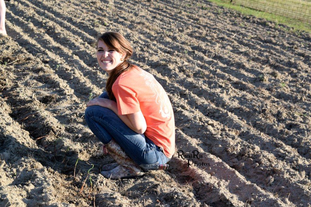 me planting
